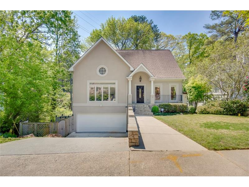 701 NE Yorkshire Road, Atlanta, GA 30306