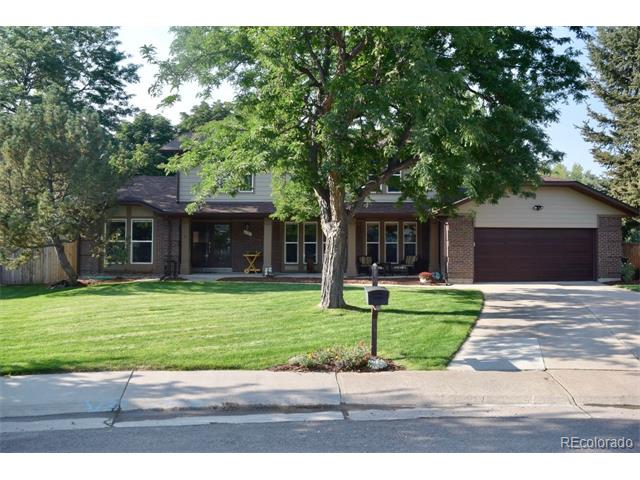 Image of luxury home in 4137 South Quebec Street Hampden South Denver CO Neighborhood