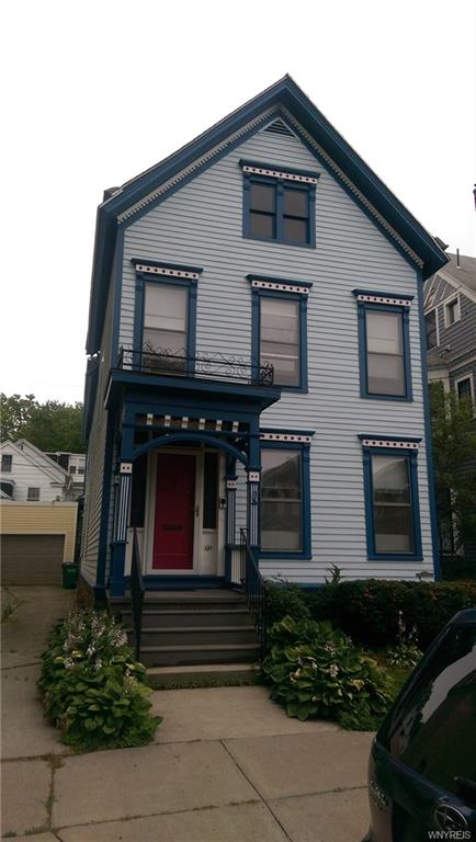 131 Park Street Lower, Buffalo, NY 14201