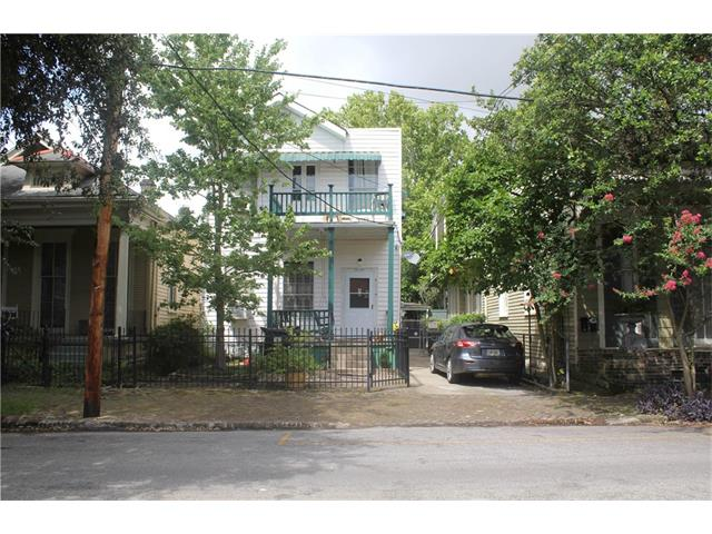 1017 FOURTH Street, New Orleans, LA 70130