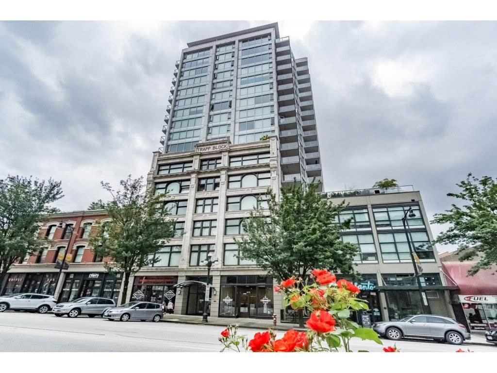 668 COLUMBIA STREET 712, New Westminster, BC V3M 1A9