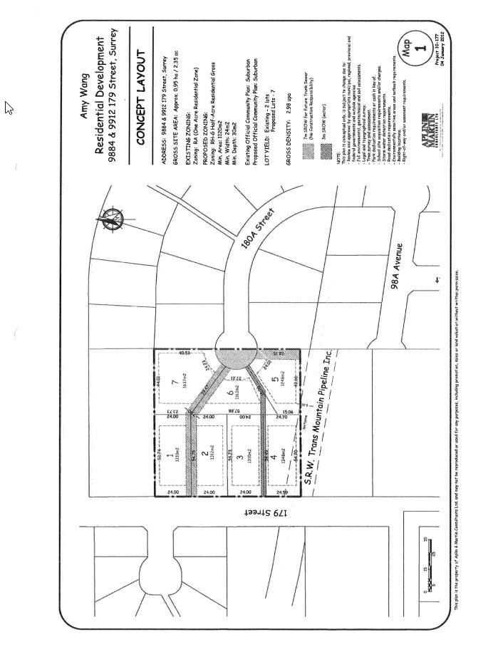 9884 179 STREET #LT.6, Surrey, BC V4N 4J5