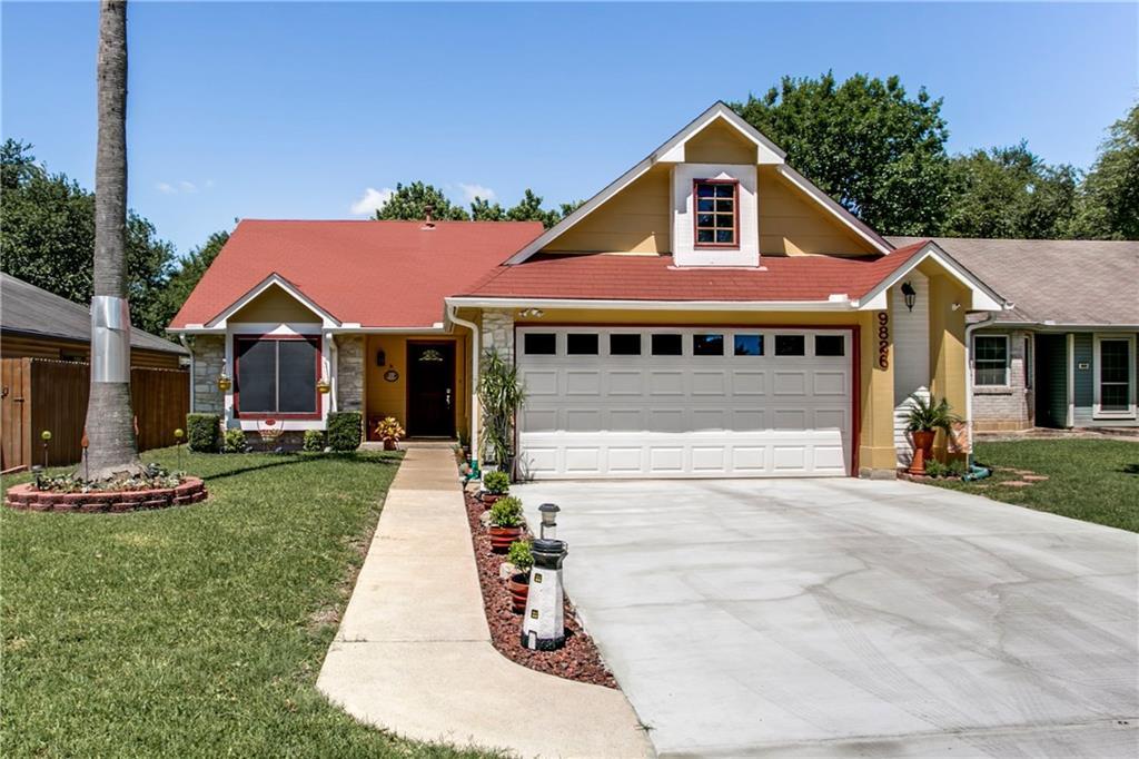 9826 Briar Ridge Drive, Austin, TX 78748