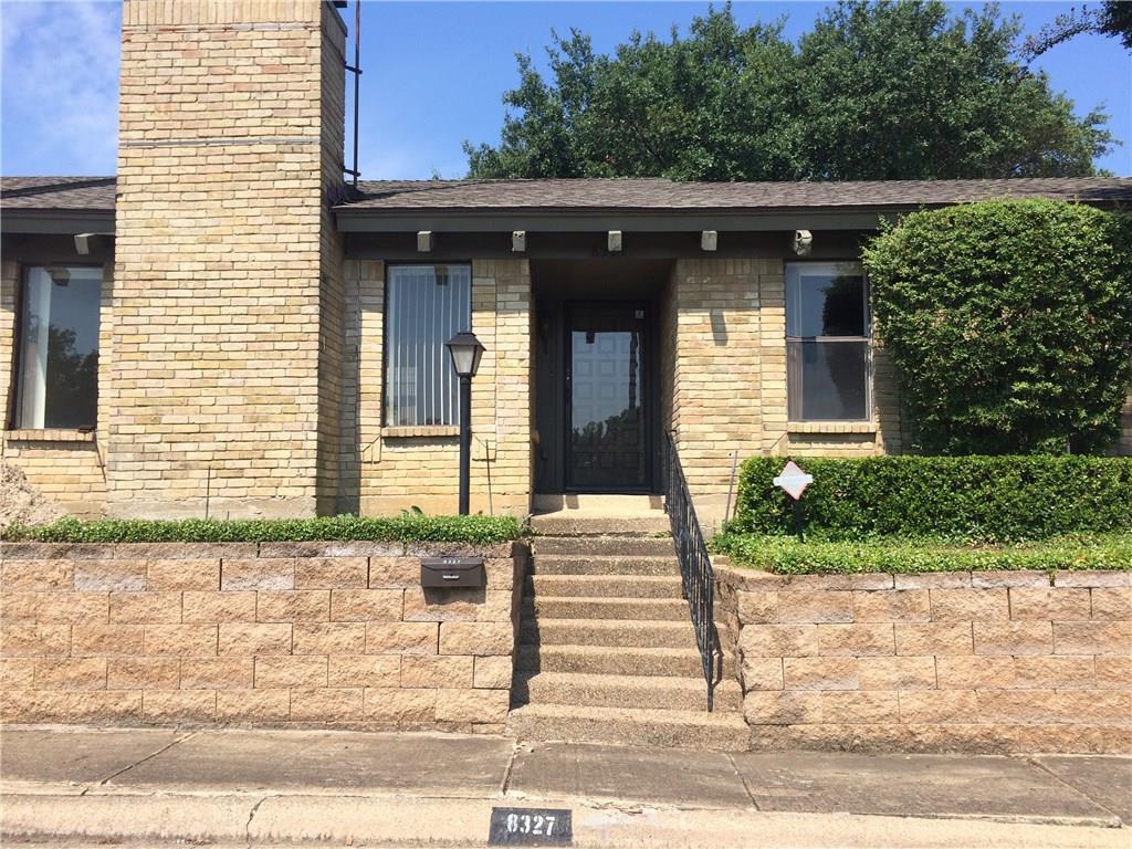 8327 Southmeadow Circle, Dallas, TX 75231