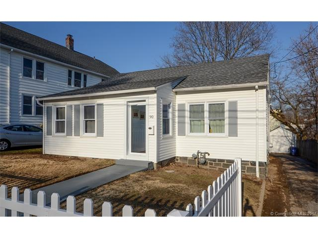 90 Gurdon Street, Bridgeport, CT 06606