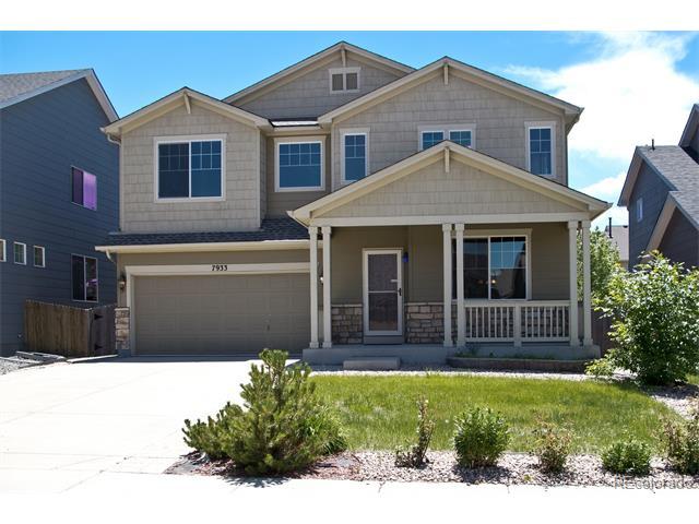 7933 Irish Drive, Colorado Springs, CO 80951