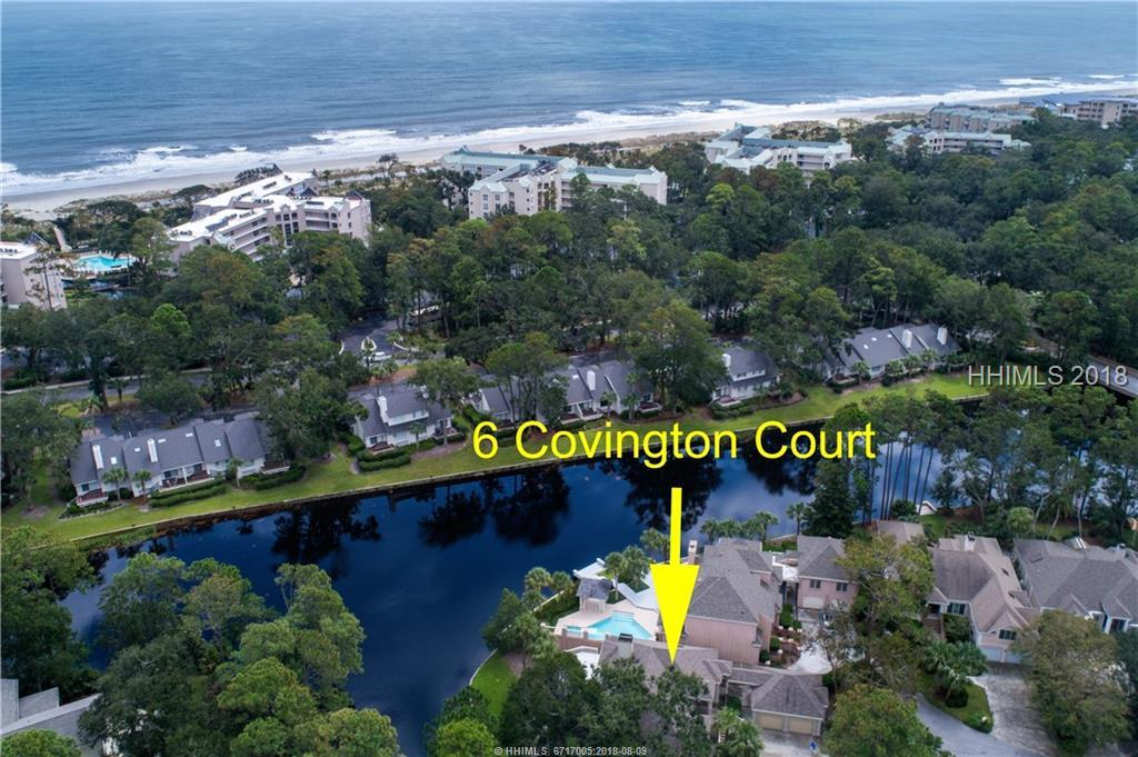 6 Covington COURT, Hilton Head Island, SC 29928