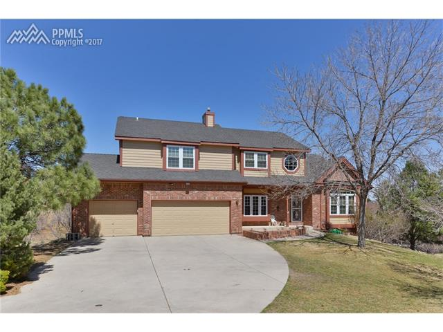 1618 Oak Hills Drive, Colorado Springs, CO 80919