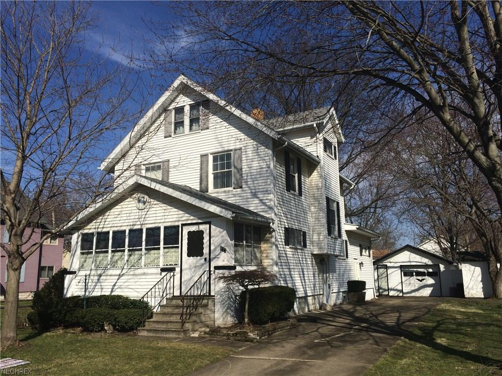 417 Sayers Ave, Niles, OH 44446