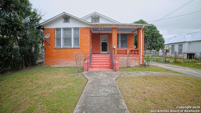1411 MONTEREY ST, San Antonio, TX 78207