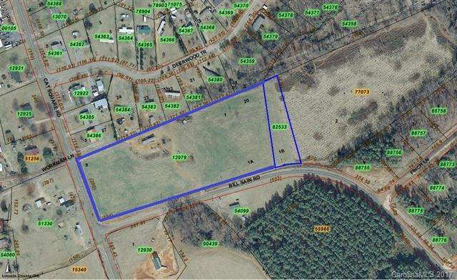 9 Acres Cat Square Road, Vale, NC 28168