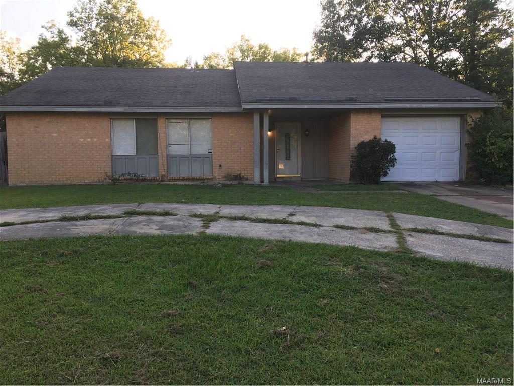 3352 Brookwood Drive, Montgomery, AL 36116