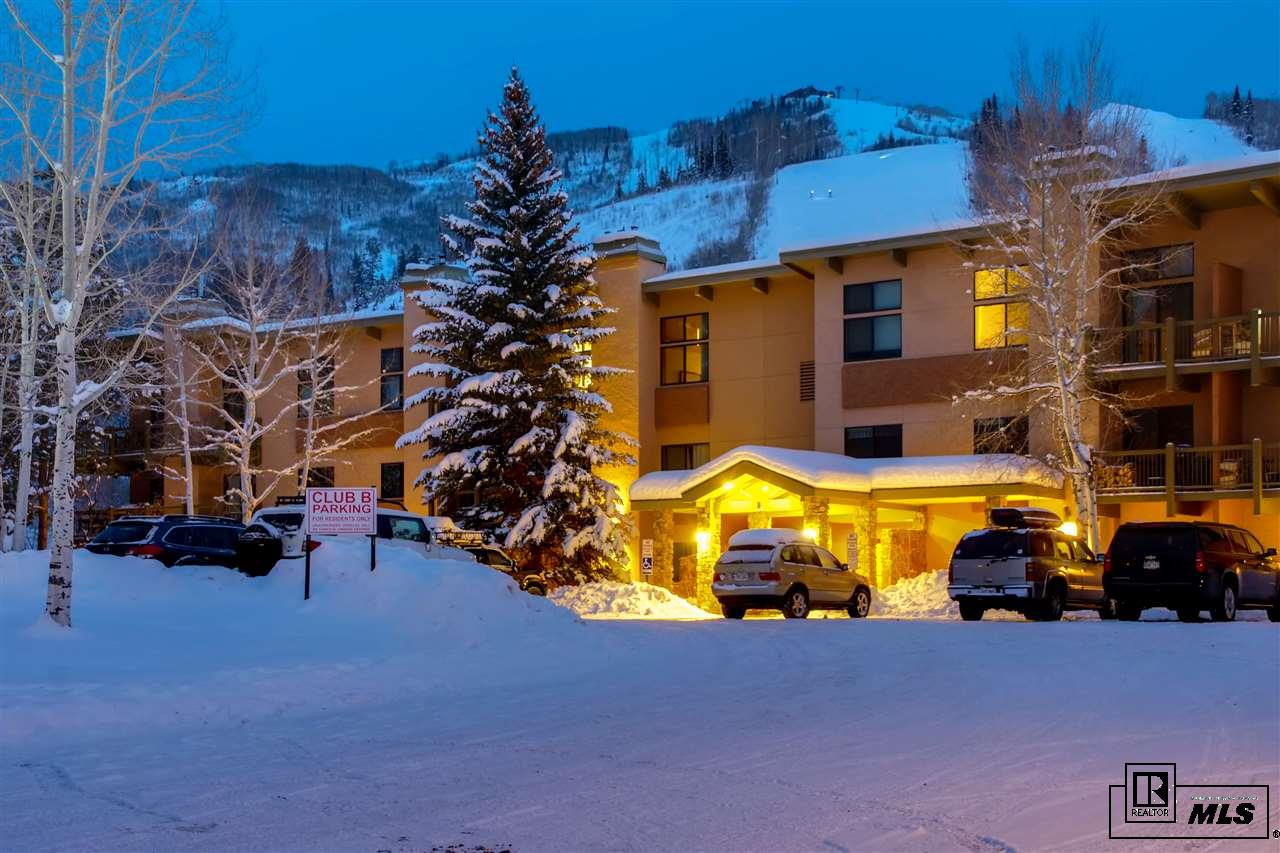 2375 Storm Meadows Drive #B314, Steamboat Springs, CO 80487