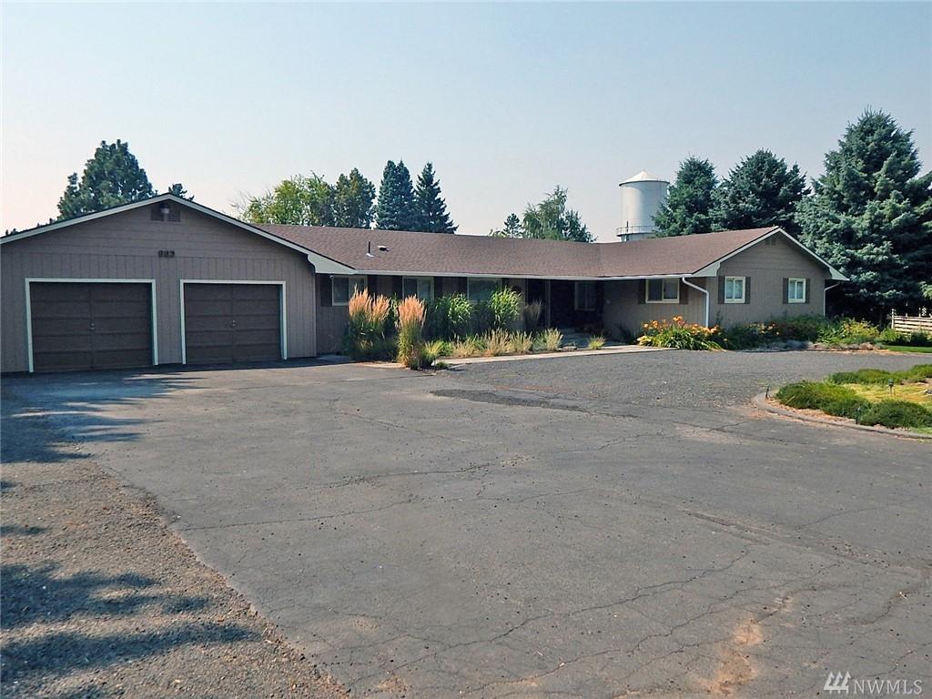 603 S Coal Creek Rd, Harrington, WA 99134