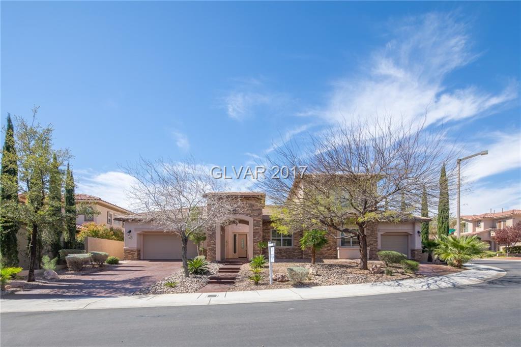 213 PIAZZA DEL VERANO Street, Las Vegas, NV 89138