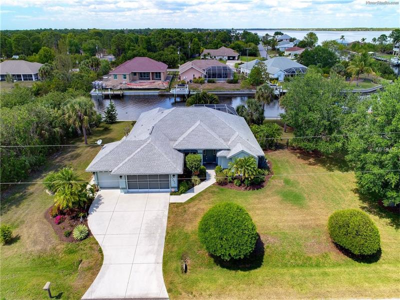 12490 KNEELAND TERRACE, PORT CHARLOTTE, FL 33981