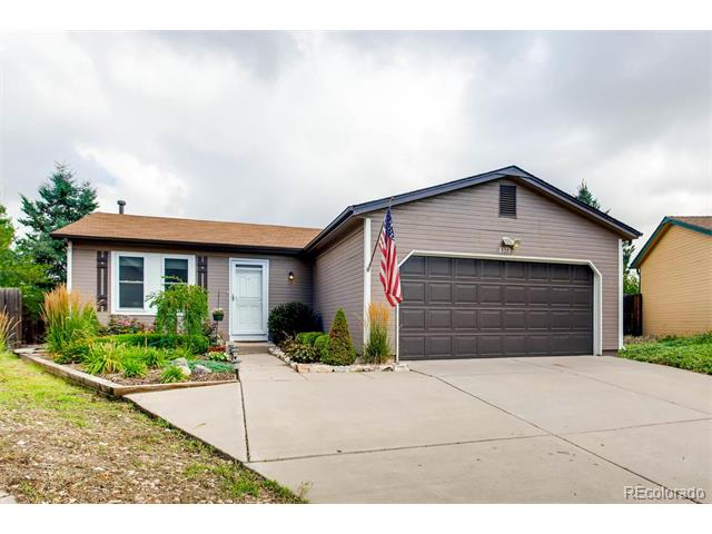 8373 Curlycup Place, Parker, CO 80134