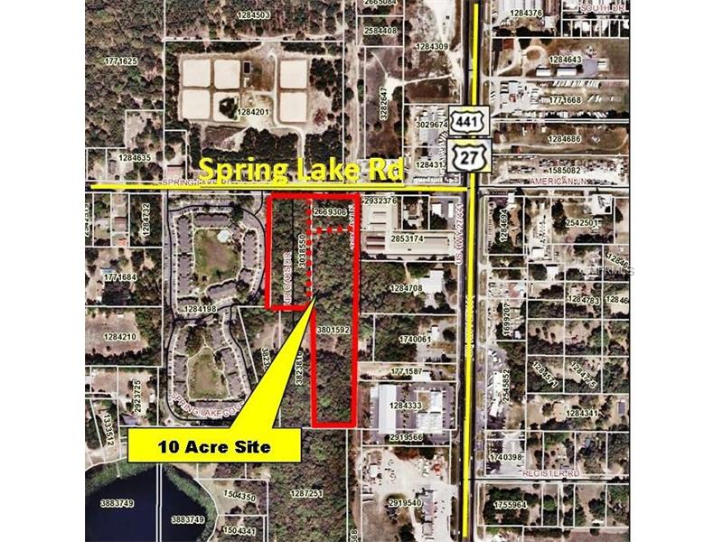 SPRING LAKE ROAD, FRUITLAND PARK, FL 34731