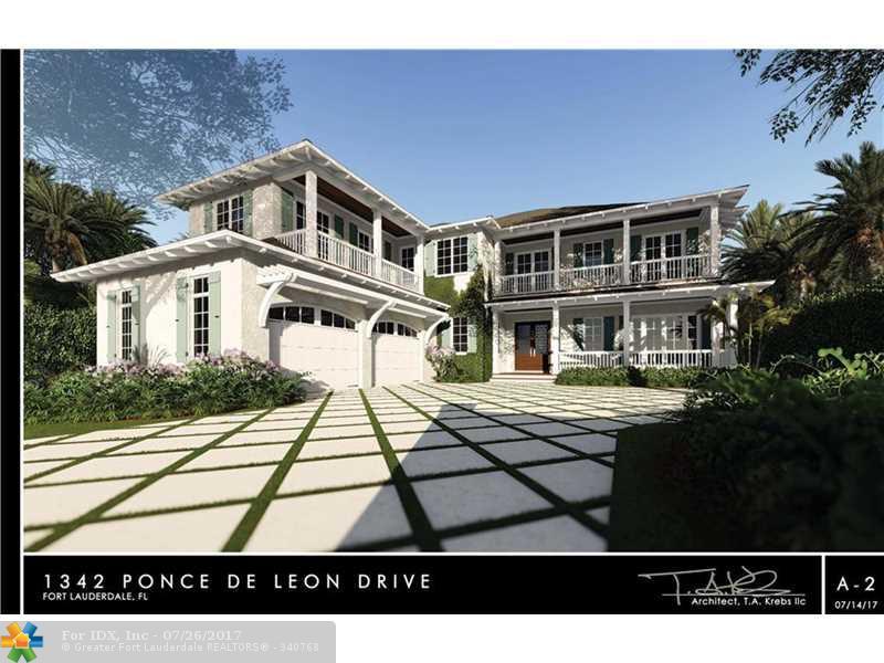 1342 Ponce De Leon Dr, Fort Lauderdale, FL 33316