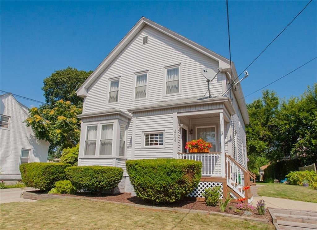 404 Bullocks Point AV, East Providence, RI 02915