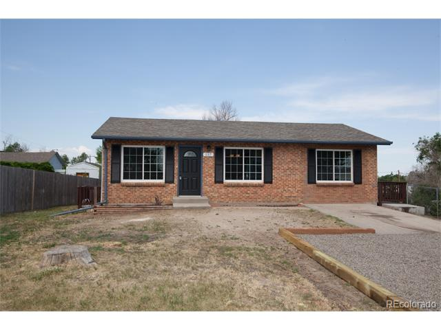 157 N Sherman Street, Byers, CO 80103