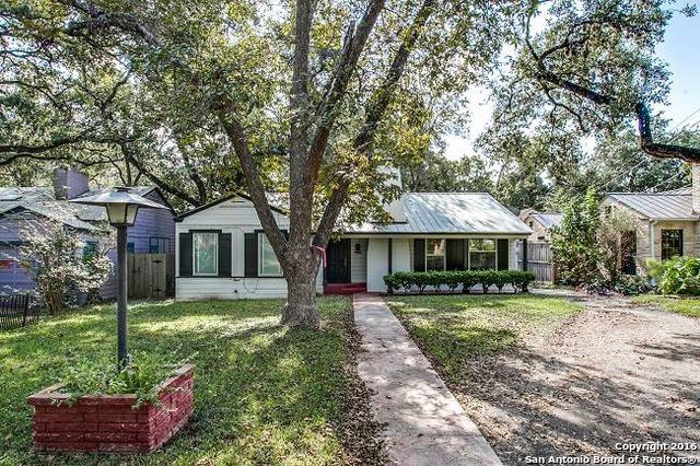 236 TUXEDO AVE, Alamo Heights, TX 78209