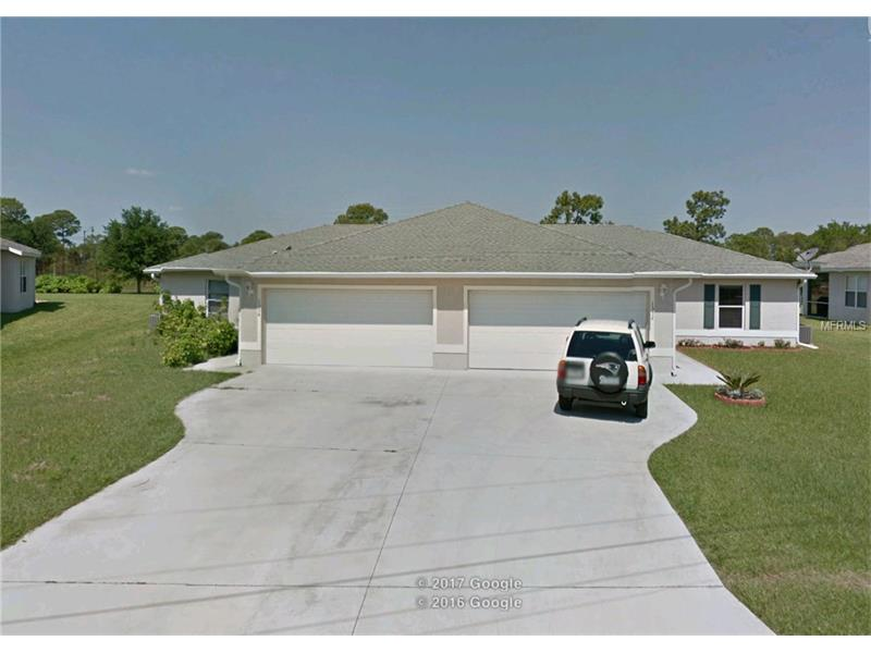 1352 HEDGEWOOD CIRCLE NORTH PORT, Florida