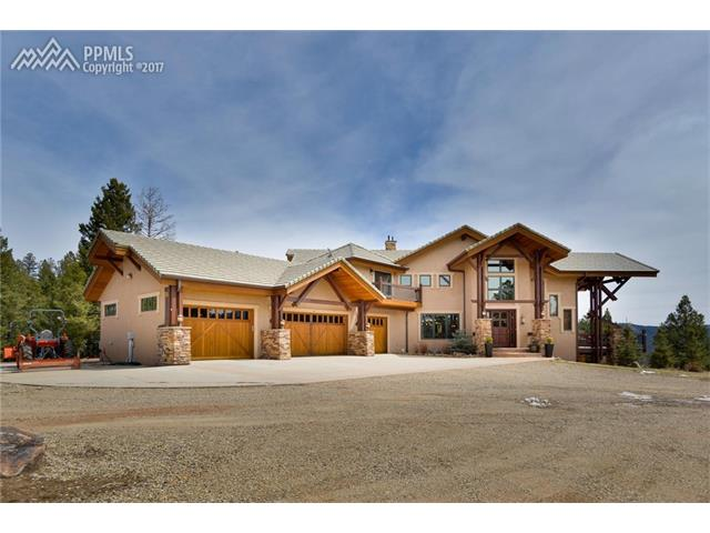 502 Kylie Heights Drive, Woodland Park, CO 80863