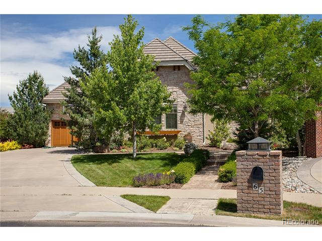 65 Royal Ann Drive, Greenwood Village, CO 80111