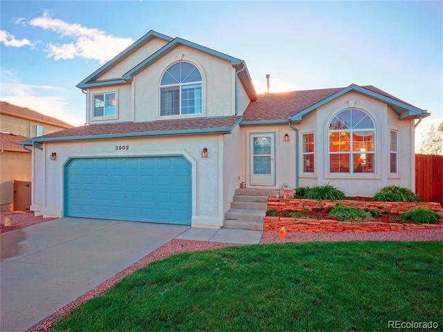 3902 Sonoran Drive, Colorado Springs, CO 80922