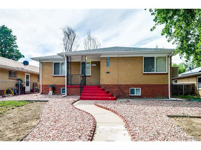 3619 Glencoe Street, Denver, CO 80207