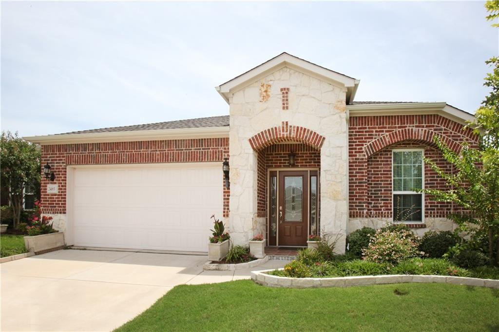 2485 Oyster Bay Drive, Frisco, TX 75034