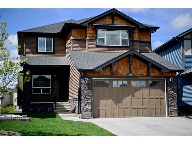 249 KINGSMERE Cove SE, Airdrie, AB T4A 0S1