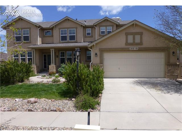 3510 Oak Meadow Drive, Colorado Springs, CO 80920