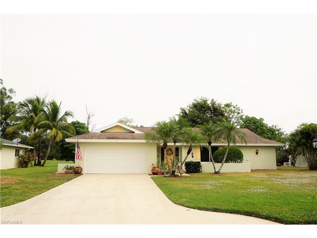 181 Forest Hills BLVD, NAPLES, FL 34113