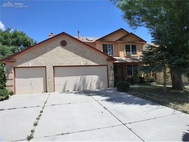 1344 Canoe Creek Drive, Colorado Springs, CO 80906