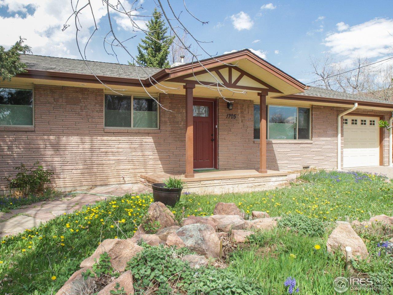 1705 Iris Ave, Boulder, CO 80304