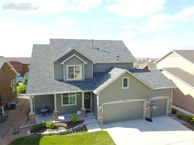 5927 Adamants Drive, Colorado Springs, CO 80924
