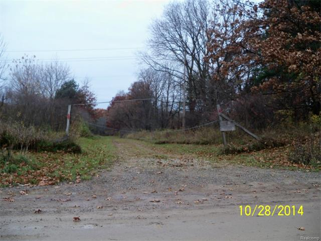 00 E GLASS Road, BRANDON TWP, MI 48462