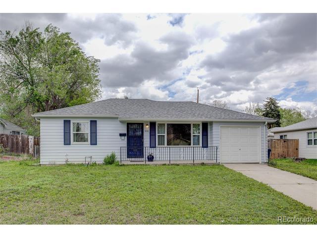 5170 S Grant Street, Littleton, CO 80121
