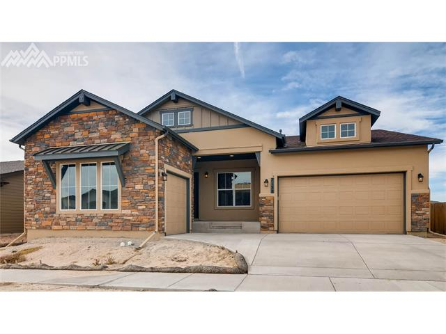 7138 Silver Buckle Drive, Colorado Springs, CO 80923