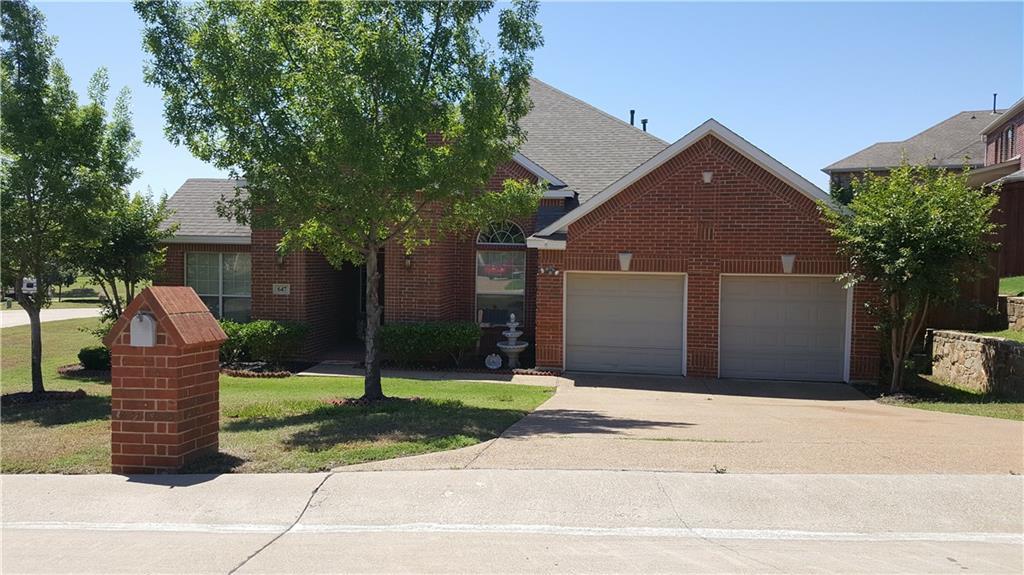 647 Links View Court, Grand Prairie, TX 75052