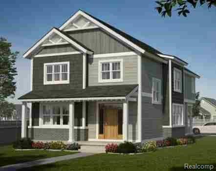 902 FERNWOOD RD, Royal Oak, MI 48067
