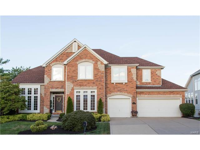 524 Mustang Valley Court, Chesterfield, MO 63005