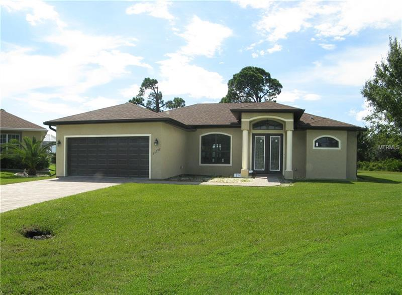 366 MENDOZA STREET PUNTA GORDA, Florida