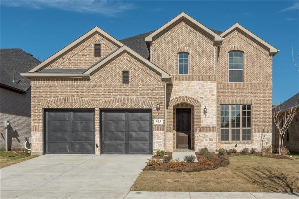 853 Sandbox, Little Elm, TX 76227