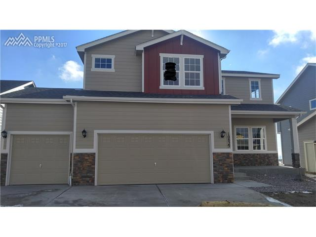 10829 Scenic Brush Drive, Falcon, CO 80831