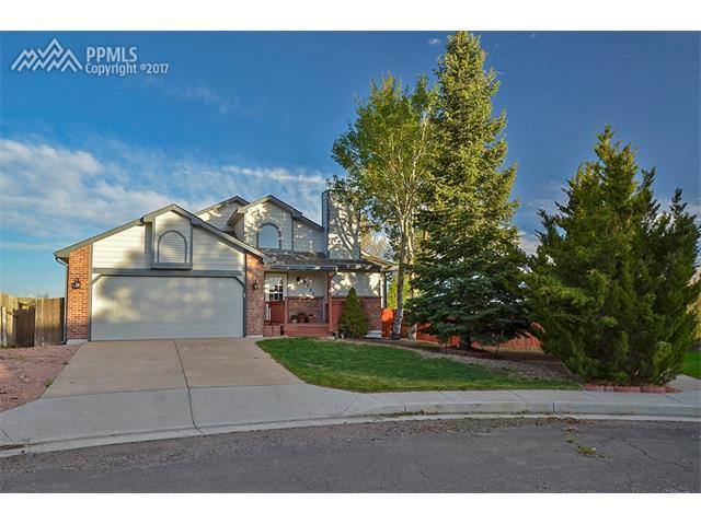 8925 Aragon Drive, Colorado Springs, CO 80920