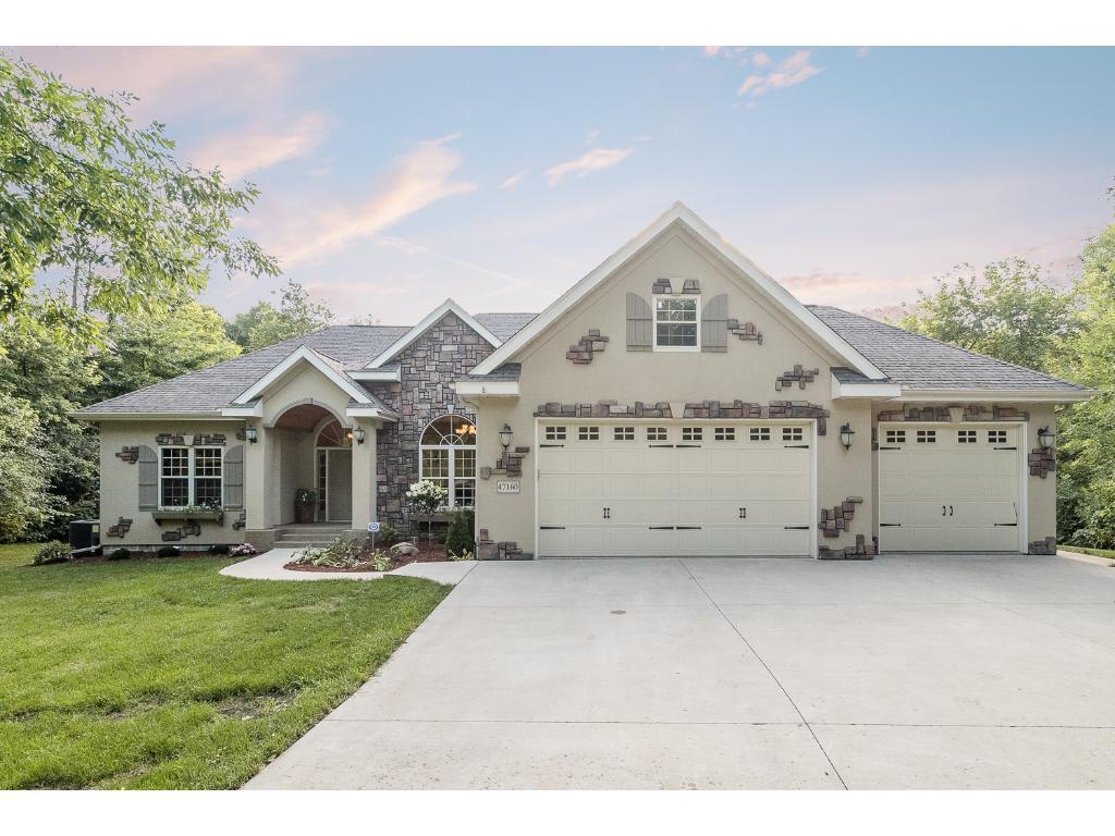 47160 Sunset Ridge Drive, Kasota Twp, MN 56050
