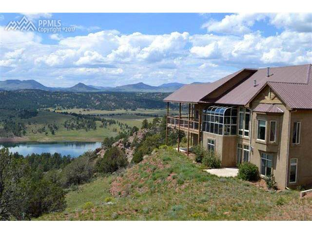 317 S Lakeview Heights, Florissant, CO 80816